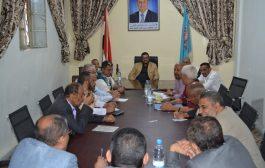 أحزاب التحالف السياسي بتعز تناقش آليات دعم الجيش الوطني لاستكمال التحرير