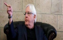 جريفيث مجدداً في صنعاء قبيل انعقاد اجتماع مجلس الأمن