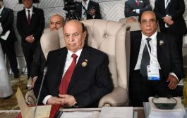الرئيس هادي حجم الكارثة التي حلت باليمن تفوق كل وصف