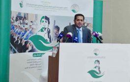 محمد عسكر: المنظمات الدولية تتغاضى أمام جرائم الزج بالاطفال في الجبهات