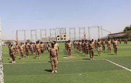 تعز: تخرج دفعة عسكرية جديدة في اللواء 22 ميكا