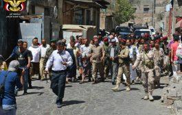 لجنة تهيئة تزور أحياء المدينة القديمة وتلتقي قيادات كتائب ابو العباس