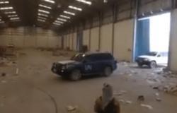 ميليشيا الانقلاب تستهدف مقر الفريق الحكومي في الحديدة