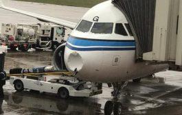 الخطوط الكويتية: هبوط طائرة في بيروت بعد ارتطامها بكتلة ثلجية عابرة