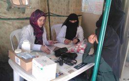 منظمة دولية: 195 ألف حالة يشتبه بإصابتها بالكوليرا في اليمن خلال 2019م