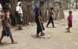 تقرير دولي: الألغام الأرضية الحوثية تقتل المدنيين وتمنع المساعدات