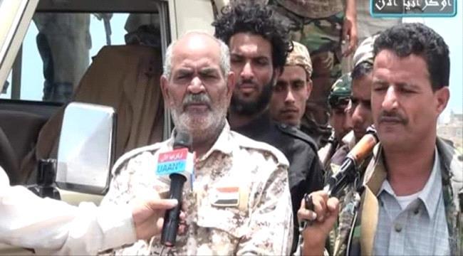استشهاد قائد عسكري بارز في القوات المشتركة شمال الضالع