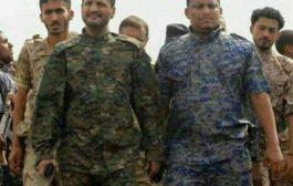 استشهاد مدير امن ميناء عدن بجبهة حجر شمال الضالع