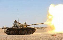 مصرع 15 حوثيا بنيران الجيش الوطني في الجوف
