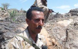 استشهاد رئيس عمليات اللواء 30 مدرع ووفاة عقيد متأثر بجراحة في مواجهات مع مليشيا الحوثي بريف قعطبة بالضالع .