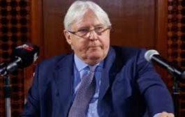 غريفيث:قرار الانتقالي في عدن يثير القلق