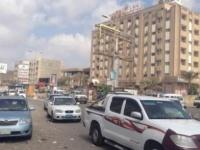 إنفجار يهز مدينة المنصورة بعدن
