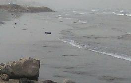إرتفاع منسوب مياه البحر بعدن تزامناً مع منخفض جوي سيضرب المدينة