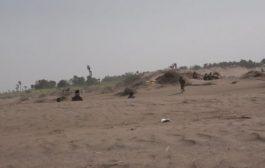 مليشيات الحوثي تقصف منازل المواطنين في الحديدة وتشن هجوماً على مواقع القوات المشتركة