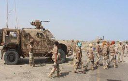 صعدة : الجيش الوطني يسيطر على مواقع جديدة