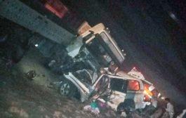 طريق العبر يواصل حصد أرواح اليمنيين.. وفاة أربعة مسافرين