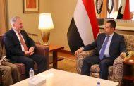 رئيس الوزراء: ماضون بثبات نحو القضاء على مشروع إيران في اليمن