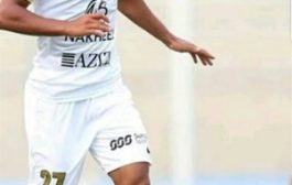 لاعب يمني في نادي برشلونة الاسباني