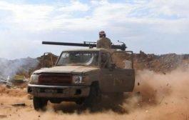 مواجهات عنيفة بين القوات الجنوبية ومليشيات الحوثي في جبهة الضالع