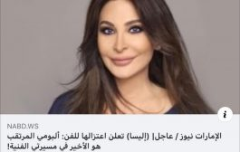 وزير معزول بالحكومة الشرعية يتضامن مع الفنانه اليسا