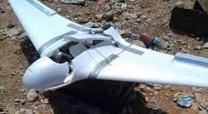 قبائل ذمار تسقط  طائرة مسيَّرة