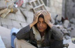 النساء والأطفال ضحايا الأعمال القتالية في اليمن