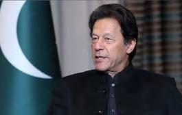 رئيس وزراء باكستان : لا حوار مع الهند ما لم ترفع حظر التجول عن كشمير