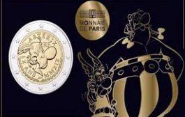 أشهر شخصيات فرنسا الكرتونية يتصدر أحدث إصدارات عملاتها