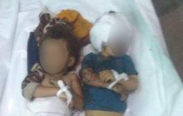 مقتل طفلين جراء قصف حوثي على تعز