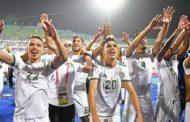 الجزائر تتفوق على أبطال أوروبا والعالم