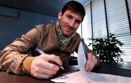سر عقد ميسي الذي يسمح له بمغادرة برشلونة