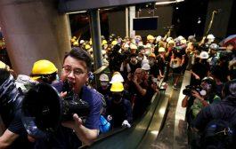 إخلاء برلمان هونغ كونغ بشكل عاجل بسبب الاضطرابات المستمرة