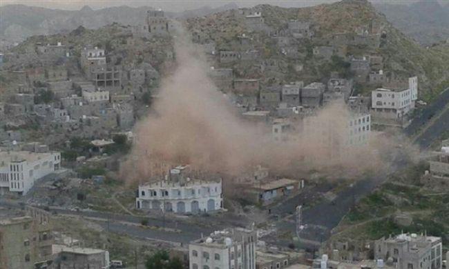 الجيش الوطني يكسر هجوم  شنته ميليشيا الحوثي شرق  وشمال تعز