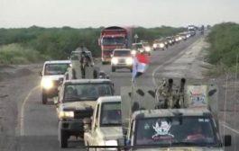 تعزيزات عسكرية تصل محافظة عدن