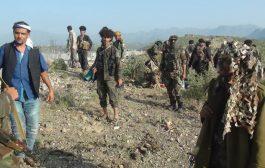 مقتل 13 مسلح من مليشيات الحوثي شمال الضالع