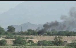 قتلى وجرحى بإنفجار مخزن أسلحة للحوثيين في حي سكني جنوب الحديدة