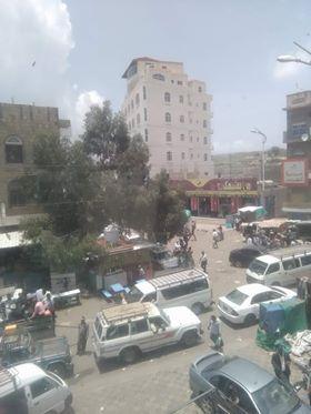 اطقم عسكرية تقتحم مبنى النيابة بمدينة التربة