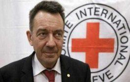 رئيس اللجنة الدولية للصليب الأحمر يزور صنعاء وعدن للحديث عن آثار الحرب