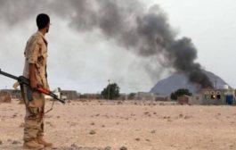 صد هجوم حوثي شمال الضالع وسقوط قتلى وجرحى في صفوف الجماعة