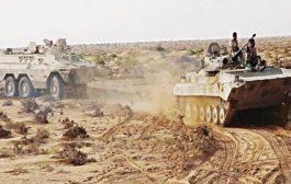 قوات الجيش الوطني تصد هجوماً لمليشيات الحوثي في محافظة حجة