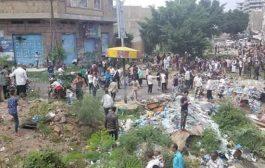 لجنة الشرعية لفك الحصار تعلن تأمين ورفع الحواجز في الطريق الشرقي والغربي من تعز وتنتظر فتحهما من قبل الحوثيين
