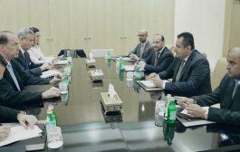 مباحثات رفيعة المستوى بين اليمن والبنك الدولي .. تحركات معين تعزز محفظة الدولة