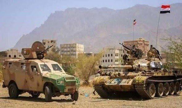 مقاتلات التحالف تقصف مواقع للمليشيات والجيش الوطني يحبط محاولة تسلل للحوثيين شرق الجوف
