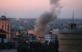 """اسرائيل تهدد """"حماس"""" بتكثيف ضرب غزة"""