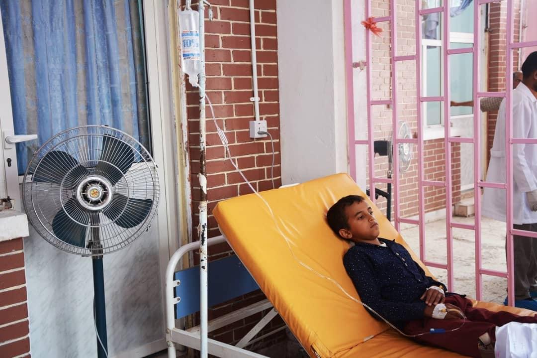165 اعتداء طال القطاع الصحي باليمن منذ 2015