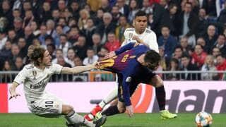 الاعلان رسميا.. عن توقيت كلاسيكو برشلونة وريال مدريد
