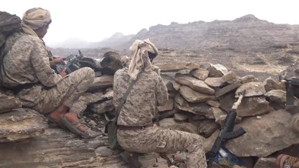 البيضاء : قتلى وجرحى في هجوم مباغت لقوات الجيش الوطني على مواقع المليشيات