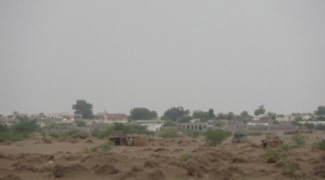 مليشيات الحوثي تطلق النار على أحد ضباط الارتباط في الحديدة وتصيبه بجروح