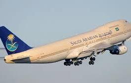 استئناف رحلات الخطوط الجوية السعودية إلى عدن ..فيديو
