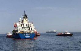 ناطق المشتركة بالساحل يكشف هوية السفينتين التي اختطفهما الحوثيون قبالة جزيرة كمران بالبحر الأحمر